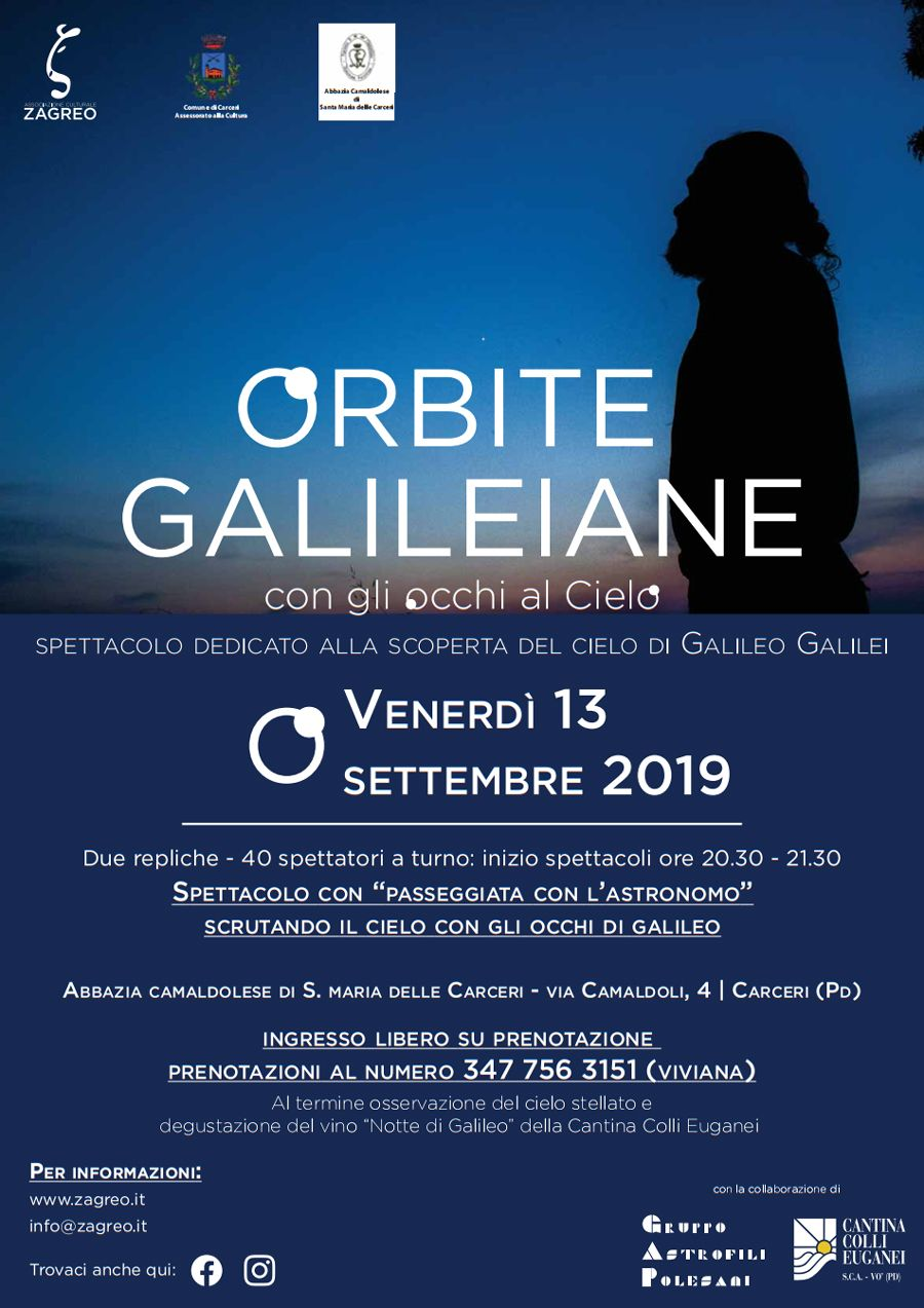 orbine galileiane 2019
